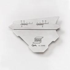 Schweißnahtlehre KL-1 Laser